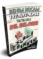 Benim Hocam Yks Tyt Ayt Kpss Taktiklerle Dil Bilgisi Soru Bankası