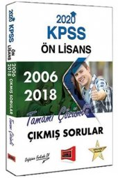 Yargı 2020 Kpss Ön Lisans Gygk Çıkmış Sorular Çözümlü 2006 2018 Y