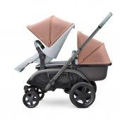 Quinny Hubb Bebek Arabası / Cork on Grey-6