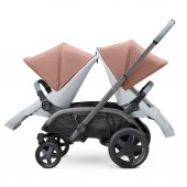 Quinny Hubb Bebek Arabası / Cork on Grey-9