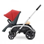Quinny Hubb Bebek Arabası / Red on Graphite-10