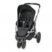 Maxi Cosi Mura Plus 3 Bebek Arabası Black Raven
