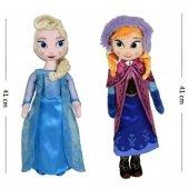 Hediyeli Lisanslı, Disney Frozen Peluş Elsa Ve...