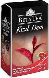 Beta Tea Kızıl Dem Çay 500 G