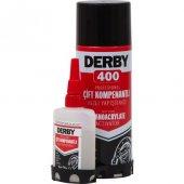 Derby Mdf Kit Çift Kompenantlı Hızlı Yapıştırıcı 400ml+70ml