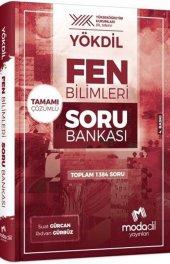 Modadil Yayınları Yökdil Fen Bilimleri Soru Bankası