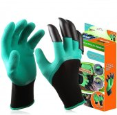 Garden Genie Gloves Toprak Kazma Bahçe Eldiveni-7