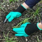 Garden Genie Gloves Toprak Kazma Bahçe Eldiveni-10