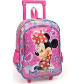 Minnie Mouse Çekçek Okul Çantası I Yygn73167