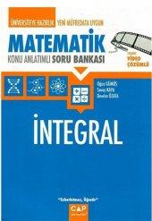 Matematik İntegral Konu Anlatımlı Soru Bankası Çap Yayınları
