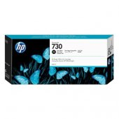 HP 730 300 ml Fotoğraf Siyahı DesignJet Mürekkep Kartuşu(P2V73A)