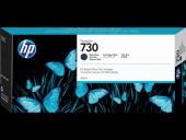 HP 730 300 ml Mat Siyah DesignJet Mürekkep Kartuşu(P2V71A)