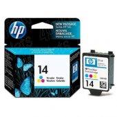 HP 14 (C5010D,C5010A) Tri-Color Remanufactured Inkjet/Ink Cartrid