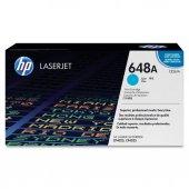 HP LaserJet CE261A Cyan Print Cartridge Toner