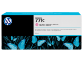 HP 771C 775-ml Light Magenta DesignJet Ink Cartridge (B6Y11A)