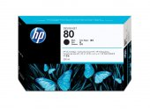 HP 80 350 ml Black Ink Cartridge C4871A ESKİ TARİH