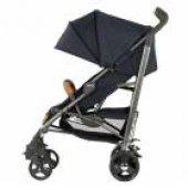 Chicco Liteway Top 3 Bebek Arabası Special Edition Denim-2