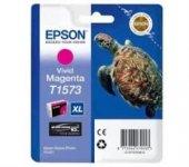 Ink Cartridge Vivid-Magenta,With Pigment İnk EPSON C13T15734010