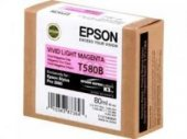 Epson Orjinalultrachrome K3 Vivid Light Magenta (80ml).c13t580b00