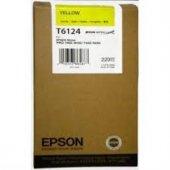 Epson Ultrachrome Yellow (110ml). C13t613400