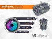 Elegance Mn358 3.5 8mm Manuel İris Varifocal Lens