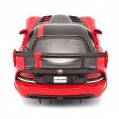 1:24 Burago Dodge Viper SRT 10 ACR-4