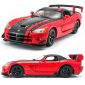 1:24 Burago Dodge Viper SRT 10 ACR-5