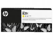 HP 831C 775 ml Sarı Lateks Mürekkep Kartuşu (CZ697A)