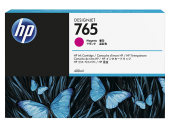 Hp 765 400 Ml Magenta Designjet Ink Cartridge (F9j51a)