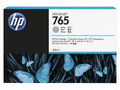 HP 765 400-ml Gray Designjet Ink Cartridge (F9J53A)