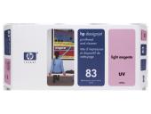 HP 83 Açık Kırmızı UV Baskı Kafası Kafası Temizleyicisi (C4965A)