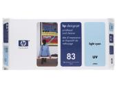HP 83 Açık Mavi UV Baskı Kafası (C4964A)