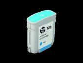 HP 728 40 ml Mavi Designjet Mürekkep Kartuşu (F9J63A)