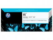 HP 91 775 ML Orjinal Photo Black C9465A