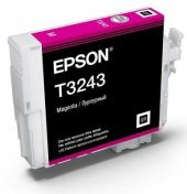 Epson Surecolor P400 T3243 Kırmızı Kartuş C13t32434010