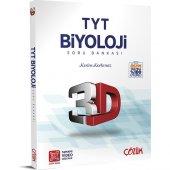 çözüm Yayınları Tyt 3d Biyoloji Soru Bankası Kerim Korkmaz