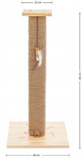 Kai Uzun Kedi Tırmalama Tahtası
