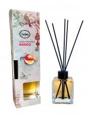 Mango - Bambu Çubuklu Egzotik Kare Şişe Ortam Kokusu 100ml
