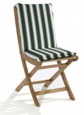 Sandalye Minderi Yüksek Arkalıklı Monoblok...