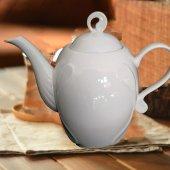 Porselen Çaydanlık İthal 1250 Ml