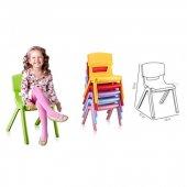 çocuk Sandalyesi, Okul, Anaokulu, Kreş, Büyük...
