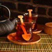 Magi 6lı Bambu Çay Kaşığı Seti 6 Adet Kaşık...