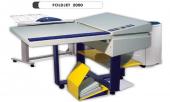 Foldjet 2000 A0 Proje Katlama Makinesi Ozalit Makinası
