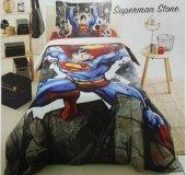 özdilek Süperman Stone Tek Kişilik Nevresim Takımı