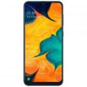 Samsung Galaxy A30 64GB Mavi (Samsung Türkiye Garantili)