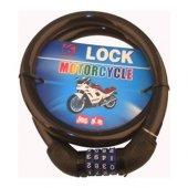 Motor ve Bisiklet Kilidi - Artık Güvenle Bisikletinizi Bağlayın!-4