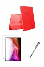 Samsung Galaxy Tab A T590 Smart Case Tablet Kılıfı+ekran Koruyucu