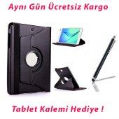 Ipad Mini 4. Nesil Siyah Tablet Kılıfı (Tablet Kalemi Hediye)