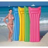Deniz Yatağı Neon Renkli Bestway Şişme Deniz Yatağı 183 Cm