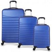 Bavyera ROYAL Abs 3 lü Valiz, Bavul Seti (Kabin+Orta+Büyük Boy) 5-2